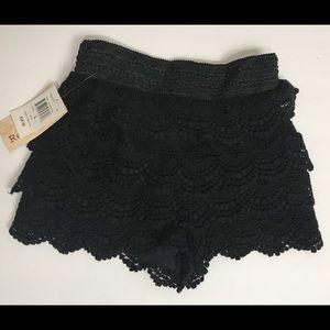 Rewind Shorts Black Size Large